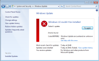 Фото Windowsupdate 80070002 Windowsupdate dt000 в Windows 7 и 10